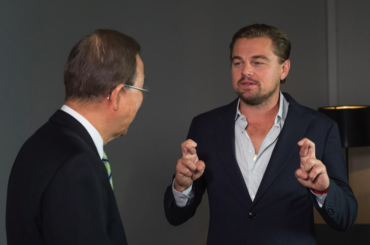 Leo DiCaprio Foundation Is Giving Away $20 Million In Grants To Save The Planet