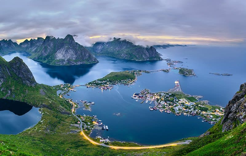 After The Shocking Decision Made By Norway's Labour Party, Lofoten Islands Will Remain Free From Oil Exploration And Drilling