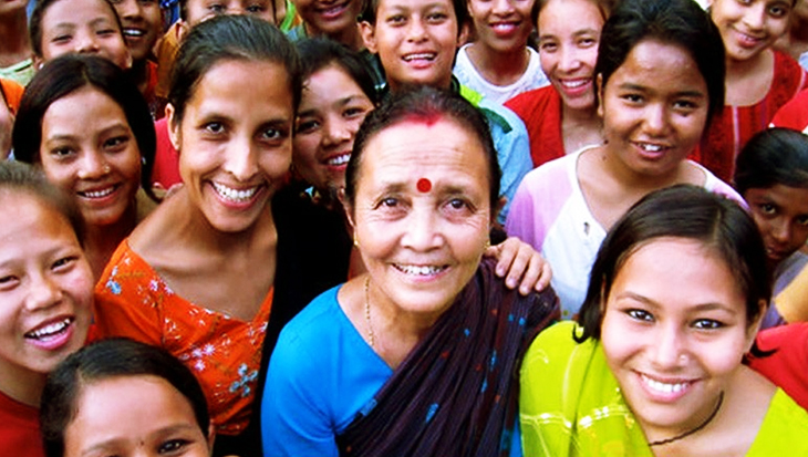70-Year-Old Nepalese Woman Has Rescued Over 18,000 Women And Girls From Sex Trafficking And Is Known As The Country's 'Mother Teresa'