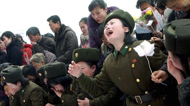 70 Illegally Smuggled North Korea Photos They Don't Want You To See