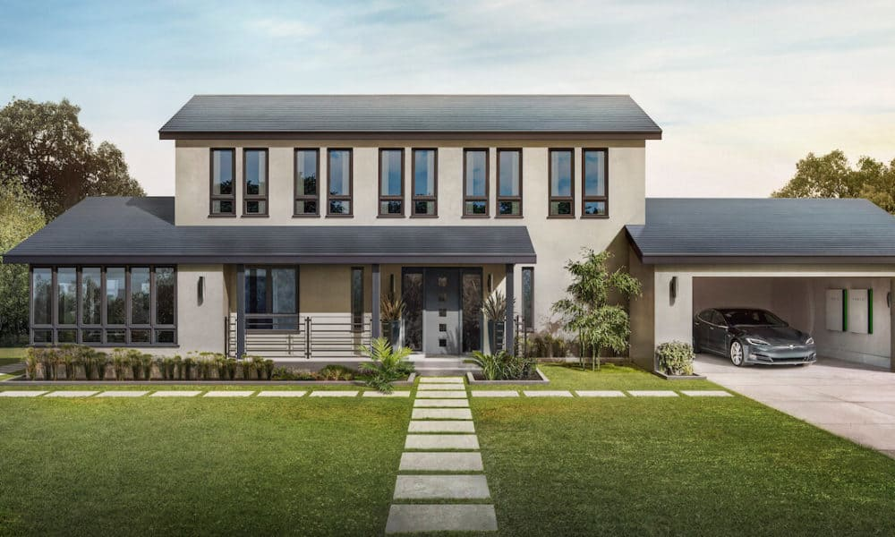Tesla's Virtually Indestructible Solar Roof Tiles Are Literally Guaranteed For Infinity