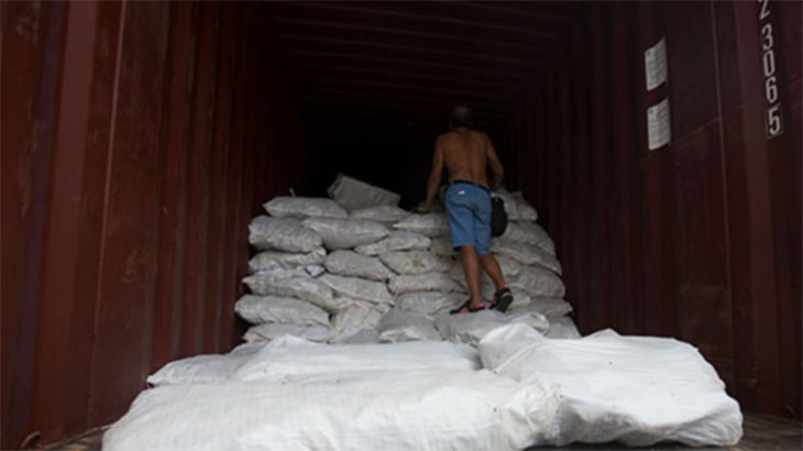 Undercover Officer Busts Cargo Ship Carrying Illegally Poached Cargo