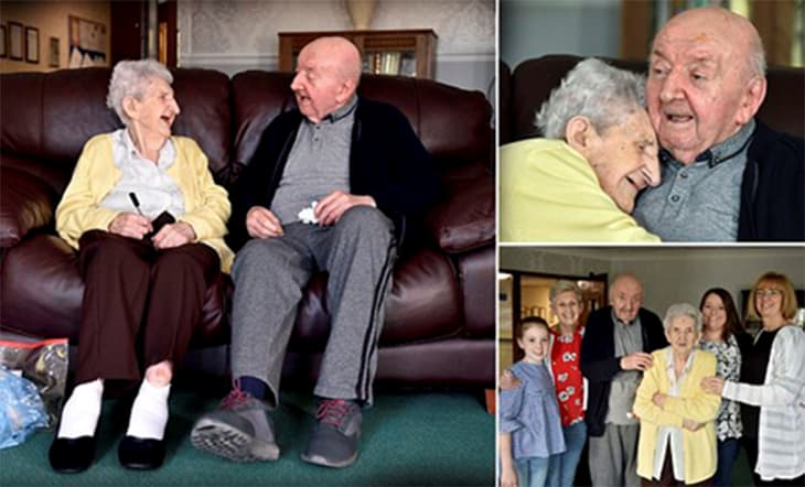 She May Be 98, But This Mom Refuses To Stop Caring For Her 80-Year Old Son