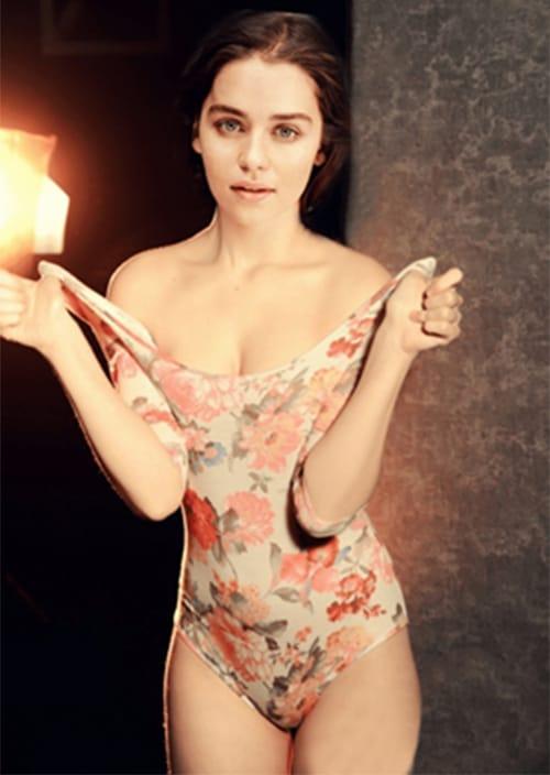 Image result for emilia clarke hot