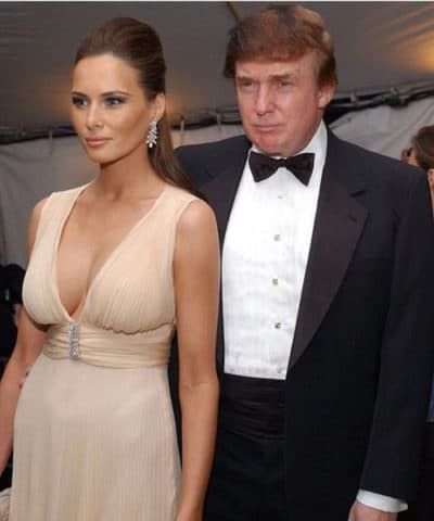 9 Photos You Need to See of Melania Trump Before She