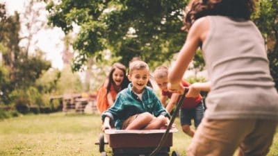 Why Playing Outside Is Best For Your Kids True Activist