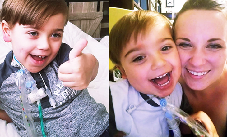 4-year-old To Get Heart Surgery 3000 Miles Cross Country And A Generous Company Comes To The Rescue