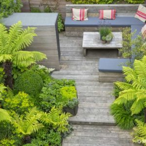How To Make A Small Urban Garden In London