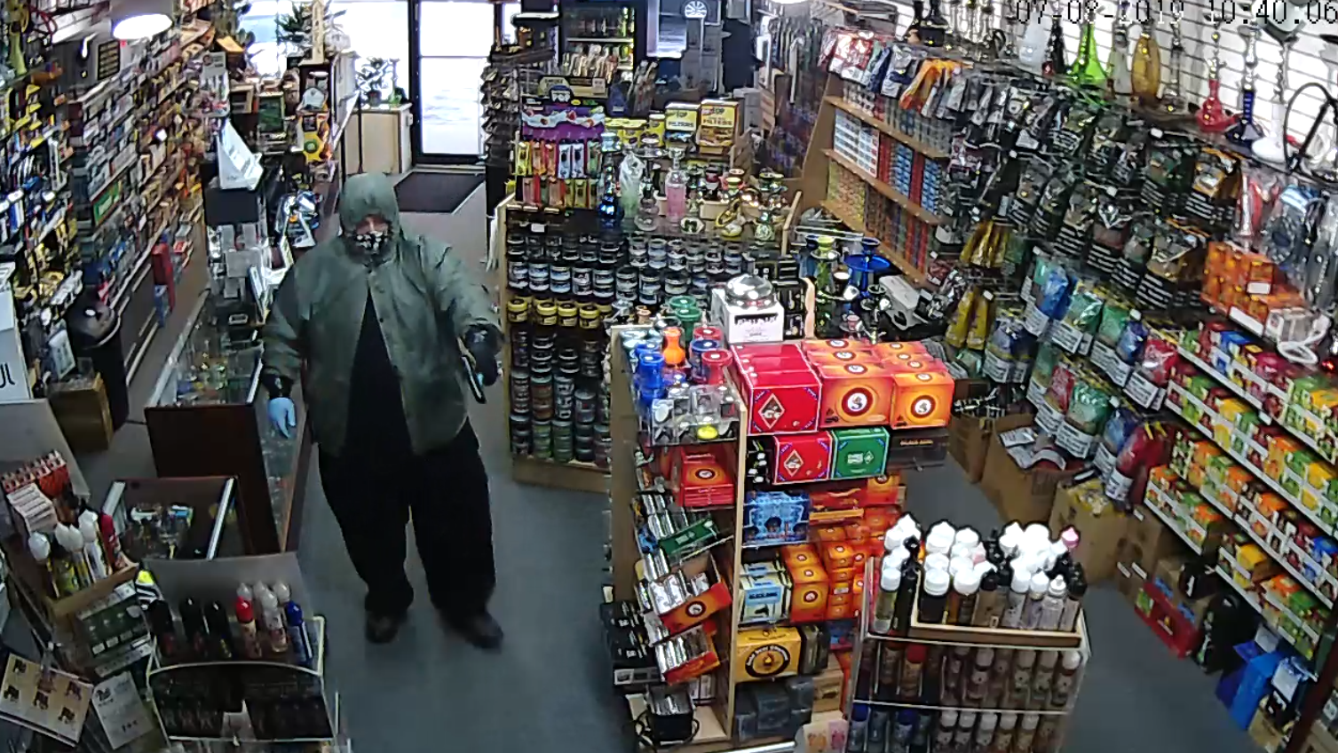 Suspect Robs A Philadelphia Store, But Suddenly Returns All The Money Saying It Isn't Enough To Cover His Child's Transplant Anyway