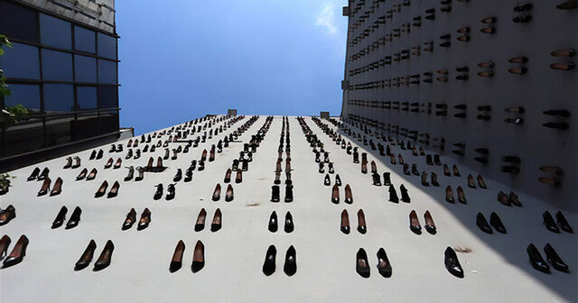 A Haunting Memorial For The 440 Women Killed By Their Husbands Is Found In Istanbul