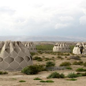 Award-Winning Architect Invents Collapsible Tent For Refugees That Can Collect Water And Store Energy At The Same Time