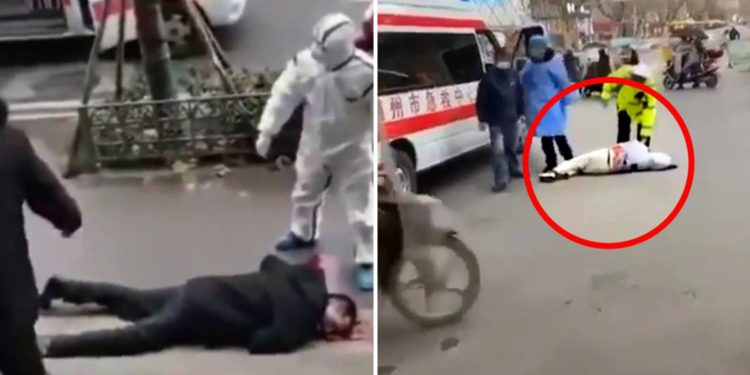 """Ground Zero Of Coronavirus – Wuhan City Is A """"Zombieland"""" As People Collapse On The Streets And Hospital Corridors Are Flooded With The Infected"""