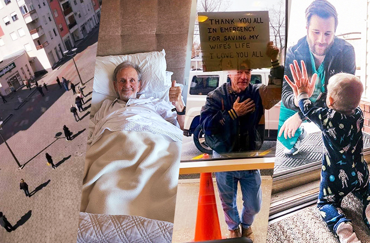 If You've Recently Lost All Hope In Humanity, These 20 Tear-Jerking Photos Will Remind You That Love And Kindness Still Exist
