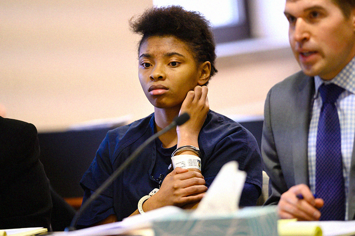 Black Teen Incarcerated For Murdering Her Sex Abuser Is Released After 2 Years When Activists Covered Her Bail