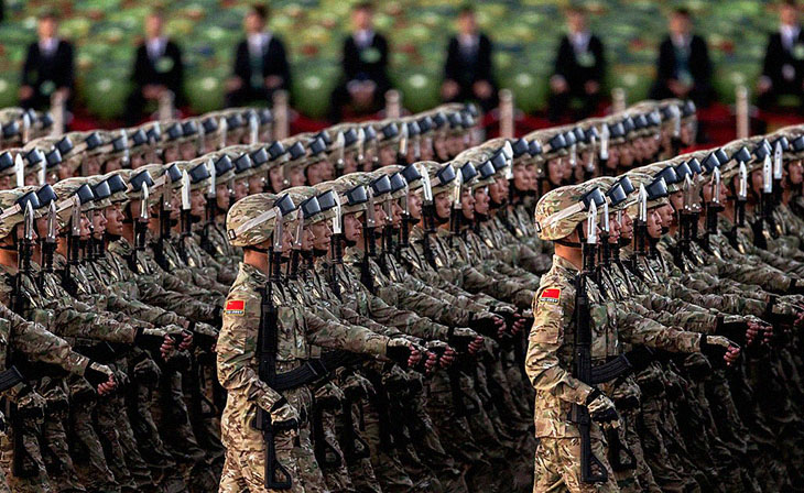 China and The US Exploring A New Reality Of Warfare: The Genetically Altered Super Soldiers