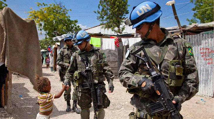 UN Peacekeepers Said to Have Fathered Numerous Babies with Haitian Girls as Young as 11