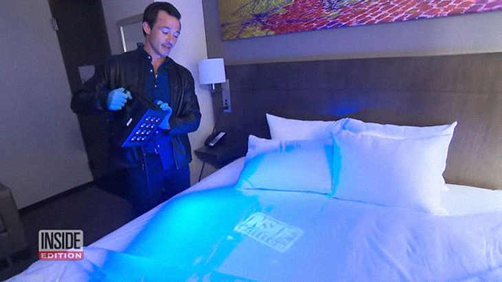 Hotels Fail Horribly When Investigators Set Up Traps to See If They Actually Change Sheets During the Pandemic