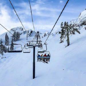 Dangers Of Riding A Ski Lift