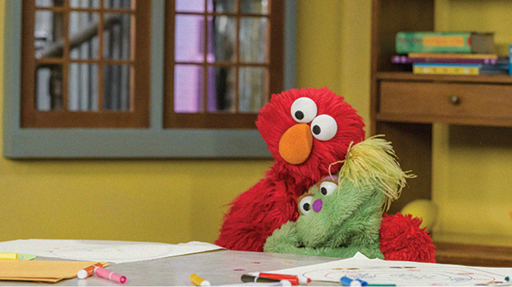 Sesame Street's New Muppet Karli Has A Mother That's Addicted to Opiates