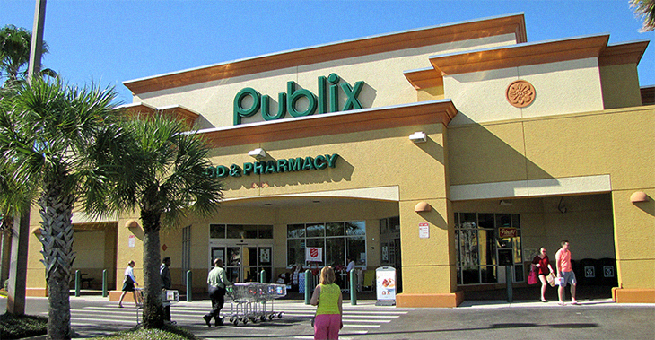 Publix, A Supermarket Chain Owned By Employees, Buys Produce From Farmers And Donates It Directly To Food Banks