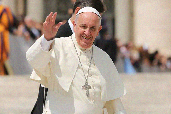 Pope Francis Is The First Pope To Advocate Same-Sex Civil Unions