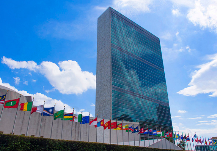 On Its 75th Birthday, The UN Ratifies A Treaty That Bans Nuclear Weapons In 50 Nations