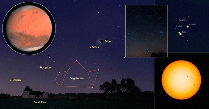 """A Really Rare """"Christmas Star"""" Will Appear During Winter Solstice Thanks To The Alignment Of Jupiter And Saturn"""