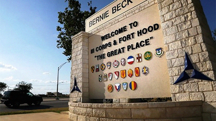 Police Seek Justice For Violence And Rape Victims Of Fort Hood Army Base Leaders