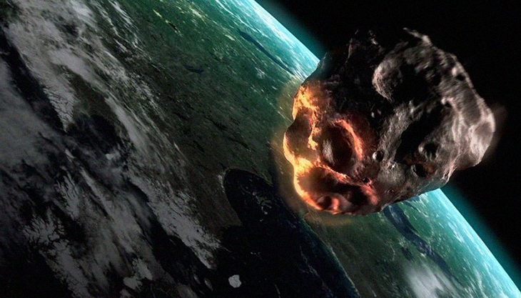 """Asteroid Named """"God of Chaos"""" Passed By Earth Recently, And It's Coming Back"""