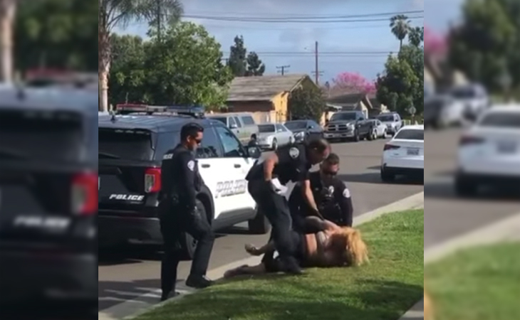 Is Police Brutality On The Rise? Witnesses Who Saw This Video Seem To Think So