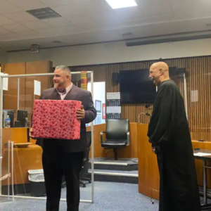Judge Almost Gave Him A 20-Year Sentence for Dealing Drugs. 16-Years Later, He Swore Him In As A Lawyer