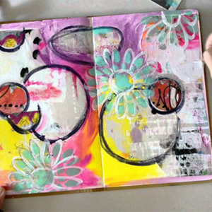 Mixed-Media Journals: A Journey Of Art And Self-Expression