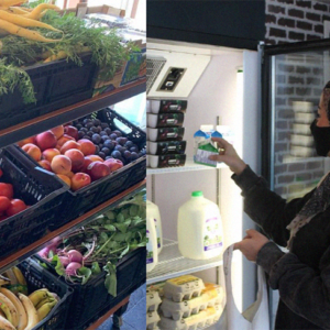"""Charity Opens A """"Pay What You Feel"""" Grocery Store With Unwanted Food And Produce"""