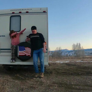 95 Wildfire Victims Become Recipients Of RV After Losing Their Homes To The Devastation